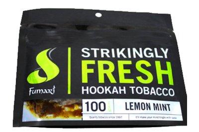 画像2: Lemon Mint レモンミント FUMARI 100g