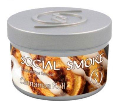 画像1: Cinnamon Roll シナモンロール Social Smoke 100g