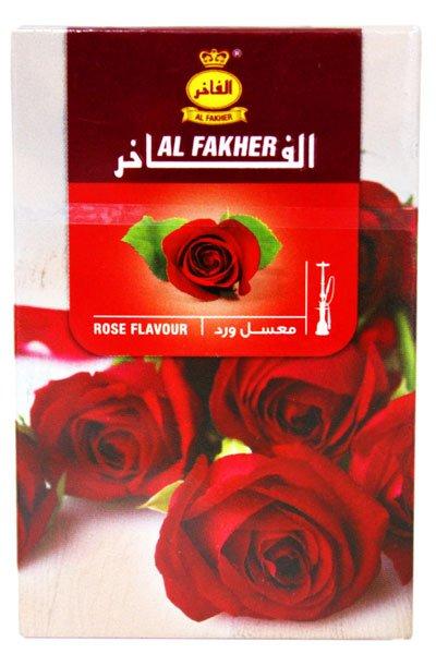 画像1: Rose ローズ Al Fakher アルファーヘル 50g