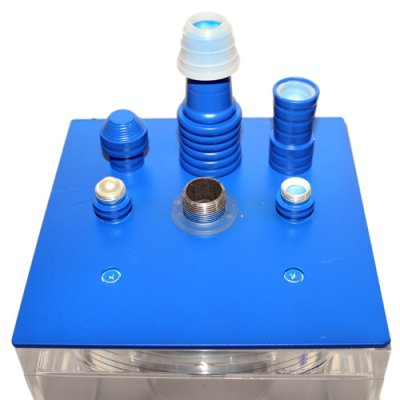 画像2: LED BOX PIPE-A【BLUE】
