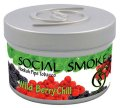 Wildberry Chill ワイルドベリーチル Social Smoke 100g