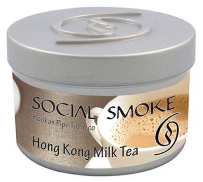 画像1: Hong Kong Milk Tea 香港ミルクティー Social Smoke 100g