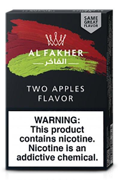 画像1: Two Apples トゥーアップル Al Fakher アルファーヘル 50g